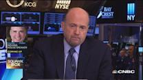 It's just bad trading: Cramer