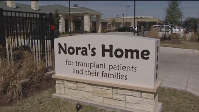 Transplant patients experience Houston hospitality