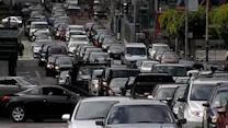 Major events in the Bay Area cause huge traffic jams