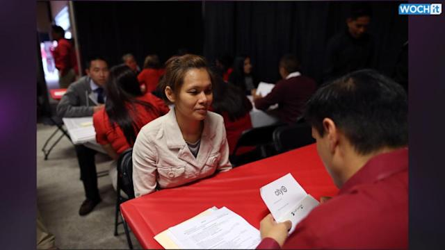 U.S. Jobless Claims Rose By 14,000 Last Week