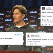 The Internet Has A Lot of Jokes About Tom Brady's New Haircut