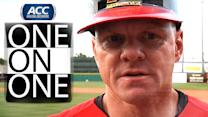 Maryland's John Szefc Talks ACC Baseball Championship Game | ACC One-On-One