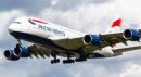 Airbus A320 della British Airways lancia un segnale di emergenza