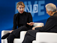 The story of how Elizabeth Holmes arrived at her infamous black turtleneck Steve Jobs-style look