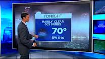 WBZ AccuWeather Midday Forecast For July 21