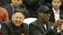 Dennis Rodman 'Friends' With Kim Jong Un