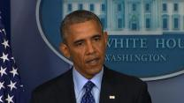 Obama: US Deploying Military Advisors to Iraq