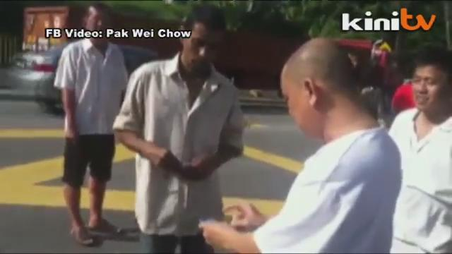Viral video: Phantom voter turned away in Cheras?