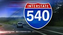 NCDOT to increase speed limit on I-540