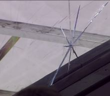 Ducks vs. Avalanche game majorly delayed by broken glass