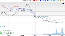Why Is Stone Energy (SGY) Down 40.8% Since the Last Earnings Report?