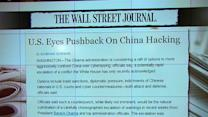 U.S. weighing options in response to China cyber attacks