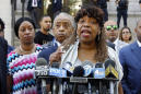 The Latest: Protesters mark anniversary of Garner's death