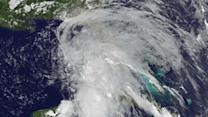 TS Andrea Gains Strength, Nears Florida