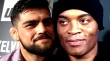 Kelvin Gastelum Surprised Anderson Silva Accepted the Fight