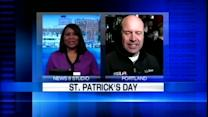 St. Patrick's Day Plunge to benefit burn victims, families