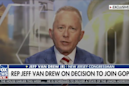 Jeff Van Drew reveals the moment he decided it was time to switch parties