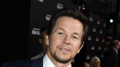 Mark Wahlberg Strips Off for 'Pain & Gain'