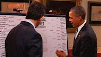 Raw: Obama's Final Four Picks Revealed