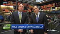 Santelli Exchange: Will Greece strike a deal?