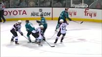 Thornton threads the needle to set up Demers