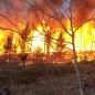 Crews battling largest wildfires in Colorado history brace for high winds
