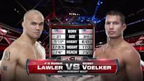 UFC Free Fight: Robbie Lawler vs. Bobby Voelker