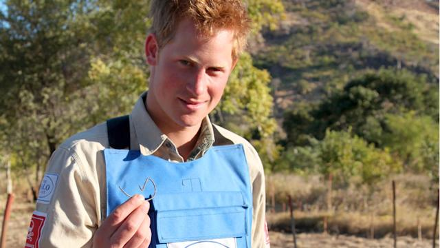 Like Mother Like Son: Prince Harry Carries on Legacy of Princess Diana to Rid World of Landmines