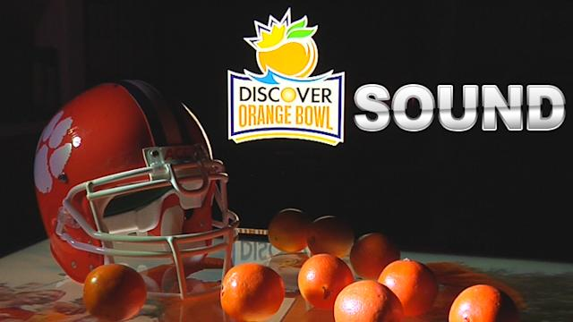 Clemson & Ohio State Talk Orange Bowl