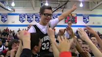 Down Syndrome High School Student Makes Amazing Basketball Plays