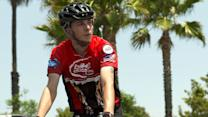 Jacob Landis' cross country bike ride for hearing