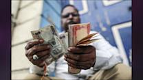 The Rupee Is Where? Currency Collapse Confounds India Inc