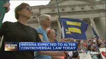 Indiana religious law to be modified