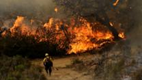 California Communities Cancel Fireworks Amid Wildfire Concerns