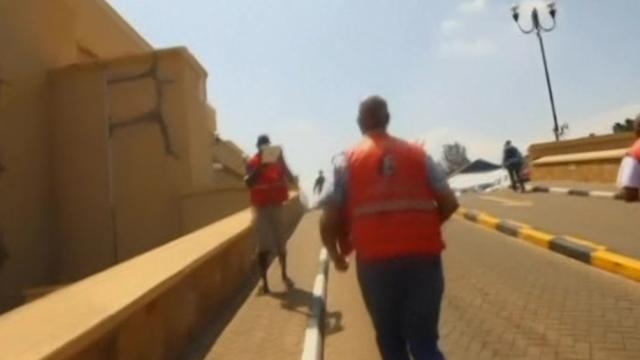Red Cross releases new video of Kenya mall attack, volunteers aiding victims
