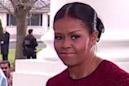 Michelle Obama explains her iconic side-eye at Trump's inauguration