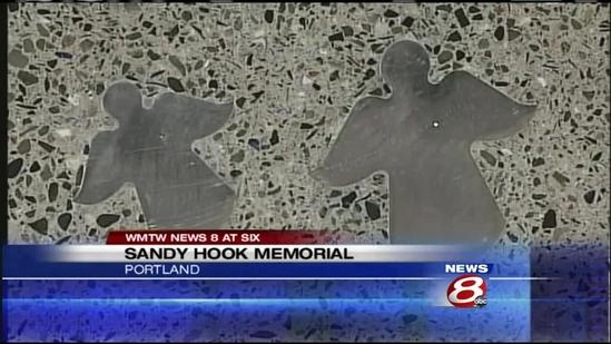 Sandy Hook memorial traveling from Maine to Connecticut