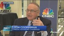 Leon Cooperman: 10% weighted in energy