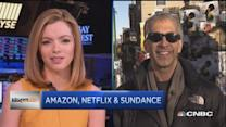 Amazon dangles cash at Sundance