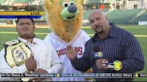 Fresno Grizzlies host Lucha Xtreme event on Father's Day