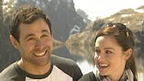 'The Bachelor's' Jason and Molly On Trip To New Zealand