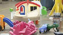 Made in America: Behind the scenes at Little Tikes
