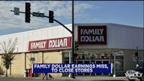 Family Dollar disappoints; Potbelly plummets; Lumber Liquidators tumbles