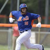 Tim Tebow homers in first professional at-bat