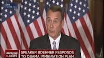 Boehner: GOP will challenge Obama's immigration plan