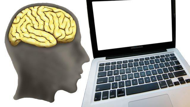Computers' effect on the human brain