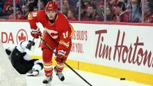 Flames' Tkachuk calls out Doughty for complaining to the media