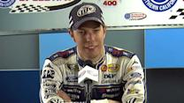 Press Pass: Brad Keselowski on Strange Lineup and Engine Issues