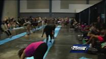 Pole dancing competition takes center stage in West Palm Beach