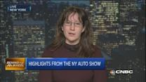 What's hot at the New York Auto Show